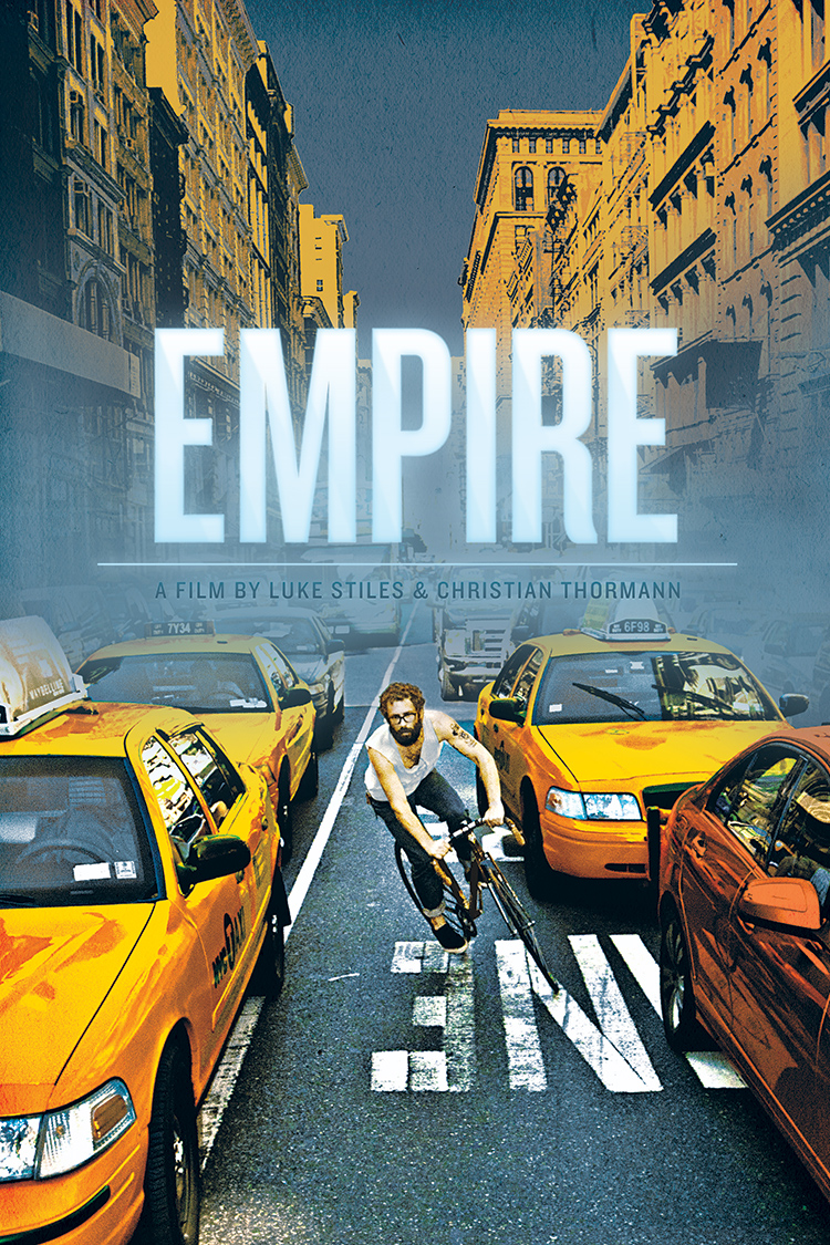 Empire - DVD Cover