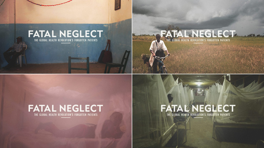 Fatal Neglect - Main Titles for Chagas, Vaccines, Sleeping Sickness & Kala Azar