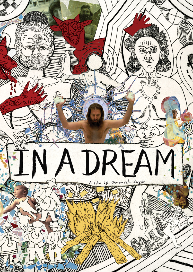 In A Dream - DVD Packaging, front detail