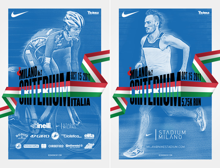 Red Hook Crit - Milano no.2 posters