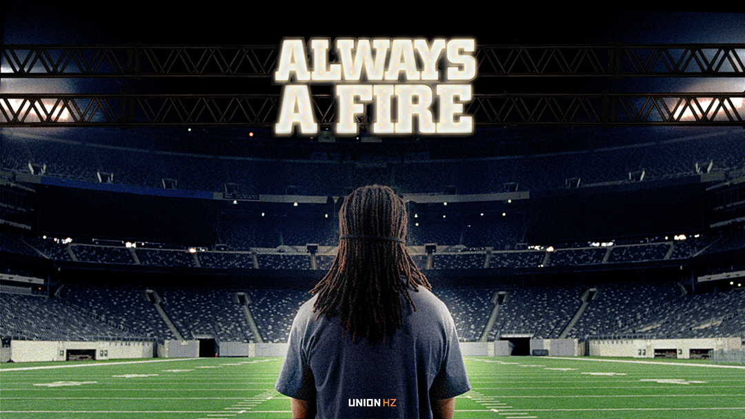 Always A Fire - Poster