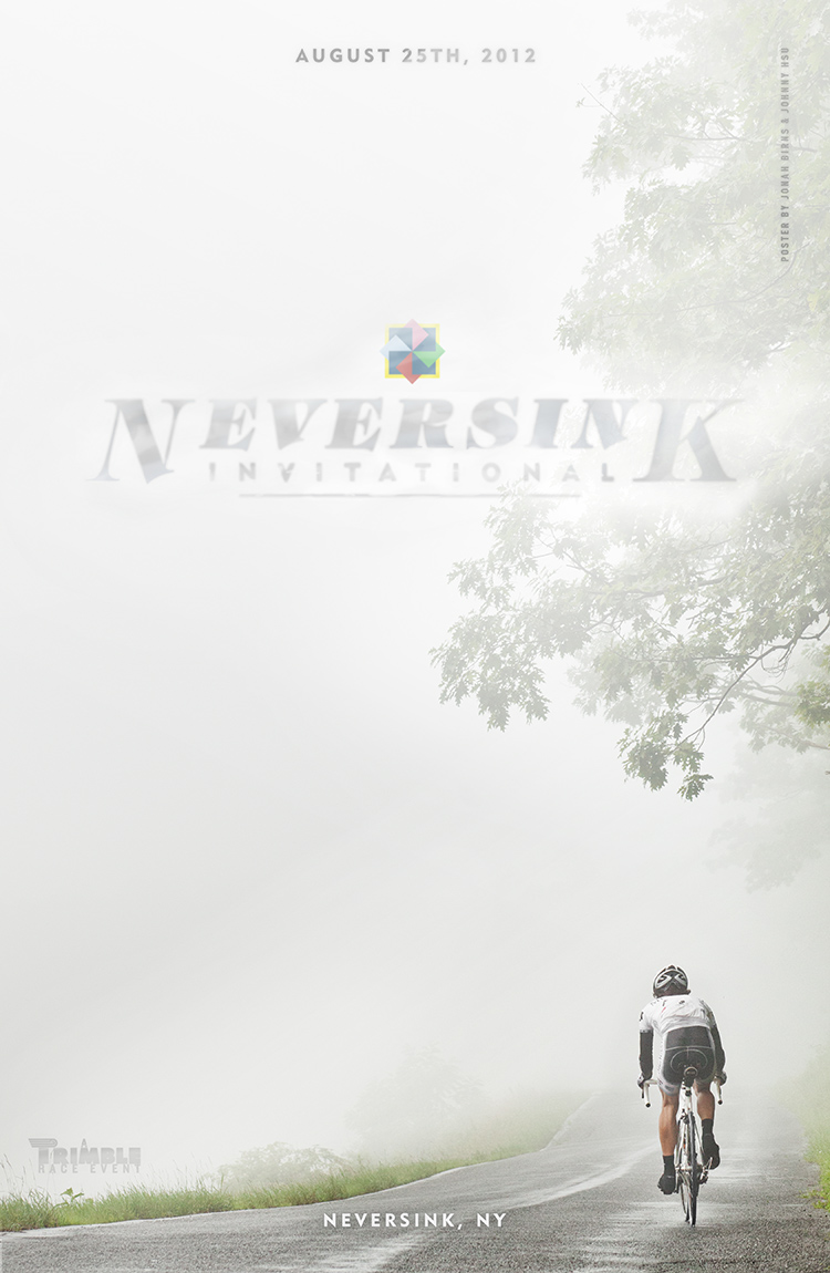 Neversink Invitational - Poster
