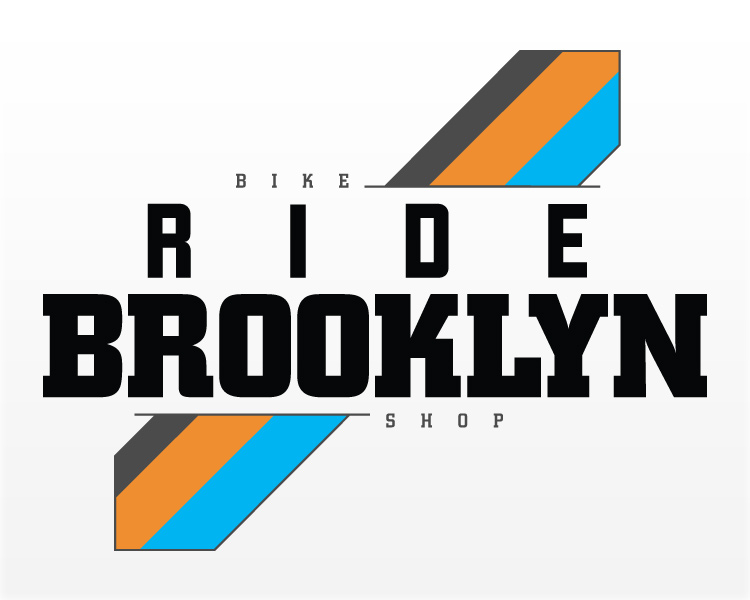 Ride Brooklyn - Alternate Logo