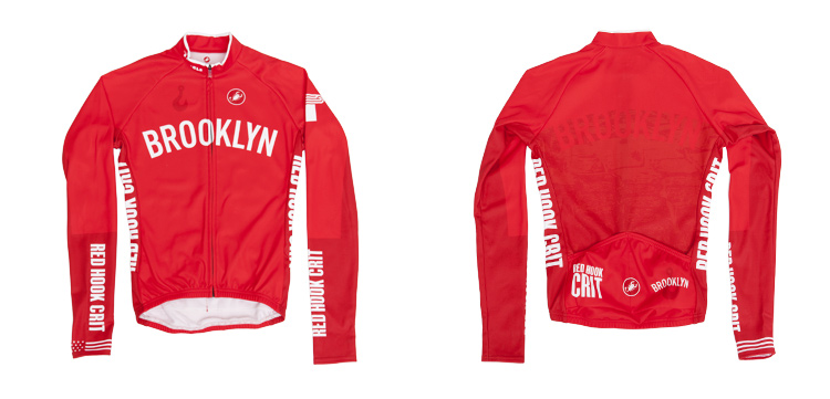 Red Hook Crit - Castelli Winner's Jersey, Brooklyn no.5