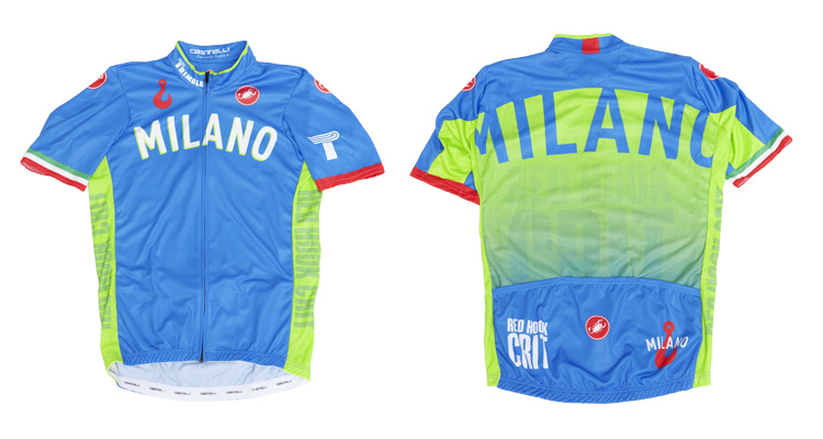 Red Hook Crit - Castelli Jersey, Milano no.3