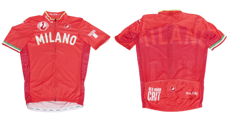 Red Hook Crit - Castelli Winner's Jersey, Milano no.3